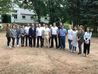 Министр имущественных и земельных отношений КЧР встретился с представителями молодежных общественных объединений