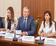 Заседание Комиссии по мобилизации доходов в бюджет КЧР при Правительстве КЧР