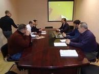 Делегация КЧРГБУ «Республиканский кадастровый центр» прибыла с рабочим визитом в Государственное бюджетное учреждение Ставропольского края «Ставкрайимущество»