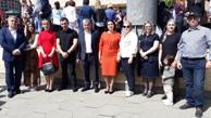 Коллектив Минимущества КЧР принял участие в праздничных мероприятиях, приуроченных к празднованию Дня Весны и Труда