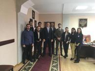Министр имущественных и земельных отношений КЧР Дмитрий Бугаев встретился с представителями различных молодежных общественных объединений республики
