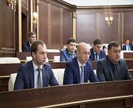 Очередная XXXV сессия Народного Собрания (Парламента) КЧР