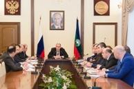 Глава Карачаево-Черкесской Республики провел рабочее совещание по вопросам деятельности ФОМС на территории Карачаево-Черкесии