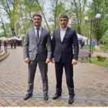 Сотрудники Минимущества КЧР приняли участие в мероприятии, посвящённом возвращению карачаевского народа на Родину с мест депортации