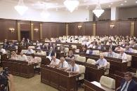 В Народном Собрании (Парламенте) Карачаево-Черкесии состоялась очередная 45 сессия
