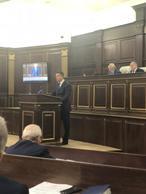 В Доме Правительства Карачаево-Черкесии состоялась очередная 47 сессия Народного Собрания (Парламента) КЧР