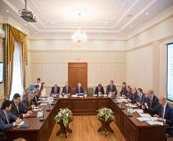 Заседание Правительства КЧР