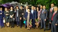 Коллектив Минимущества КЧР принял участие в торжественном митинг-параде, посвященном 73-й годовщине Великой Победы и гражданско-патриотическом движении Бессмерный полк.