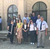 Коллектив Минимущества КЧР принял участие в торжественном мероприятии, посвящённом празднованию Дня Государственного флага РФ