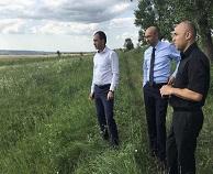 Выездное совещание Министра имущественных и земельных отношений КЧР Евгения Полякова