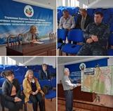 Первый заместитель Министра имущественных и земельных отношений Карачаево-Черкесии принял участие в сборах с руководителями груп эвакуационных комиссий КЧР
