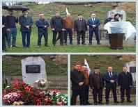 Министр имущественных и земельных отношений КЧР Евгений Поляков выступил на памятном митинге, приуроченному 153-годовщине окончания Кавказской войны