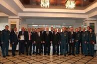 Первый заместитель Министра имущественных и земельных отношений КЧР Радмир Агирбов принял участие в совещании по подведению итогов деятельности территориальной и функциональной подсистем Единой государственной системы предупреждения и ликвидации чрезвычайных ситуаций Карачаево-Черкесии.