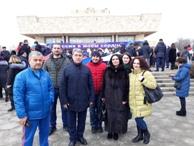 Коллектив Министерства имущественных и земельных отношений КЧР принял участие в митинг-концерте «Россия в моем сердце»