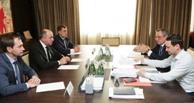 В Москве состоялась рабочая встреча Главы Карачаево-Черкесии с генеральным директором ПАО «РусГидро» Н. Шульгиновым