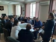 16 марта 2020 года в Минимуществе КЧР состоялось совещание по вопросу согласования границы между Адыге-Хабльским и Ногайским районами