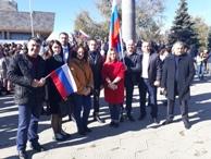 4 ноября в столице Карачаево-Черкесии – Черкесске состоялся праздничный митинг, посвященный Дню народного единства.