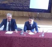 Министр имущественных и земельных отношений КЧР Дмитрий Бугаев встретился с Главой Администрации Ногайского района
