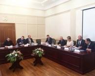 Заместитель Министра природных ресурсов и экологии РФ провел совещание в режиме видеоконференции с представителями органов исполнительной власти
