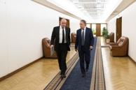 Вице-премьер РФ Виталий Мутко провел заседание Оргкомитета по подготовке к празднованию 100-летия образования Карачаево-Черкесии