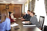 Министр имущественных и земельных отношений КЧР провёл приём граждан в Прикубанском районе
