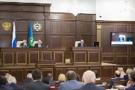 В Парламенте Карачаево-Черкесии состоялось очередное пленарное 43 заседание