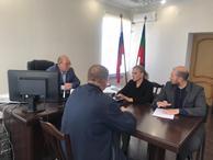 В Ногайском муниципальном районе состоялось совещание по вопросу координации установленных границ населенных пунктов Ногайского района
