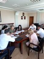 В Минимуществе КЧР состоялось совещание по вопросу предоставления информации о рассмотрении, уточнении и согласовании информации о виде использования обьектов недвижимости