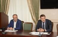 Министр имущественных и земельных отношений КЧР Дмитрий Бугаев принял участие в заседании Комитета по аграрной политике
