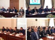 Первый заместитель Министра имущественных и земельных отношений КЧР принял участие в заседании Совета по технической защите информации при Главе Карачаево-Черкесии