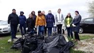 Коллектив Министерства имущественных и земельных отношений КЧР принял участие в субботнике по благоустройству и санитарной очистке республики