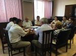 В Министерстве проведено рабочее совещание с представителями муниципальных образований Карачаево-Черкесской Республики