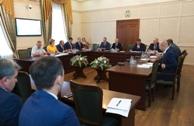 Сегодня в Малом зале Дома Правительства Карачаево-Черкесии состоялось очередное заседание Правительства КЧР