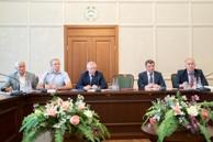 Министр имущественных и земельных отношений КЧР Евгений Поляков принял участие в заседании Правительства Карачаево-Черкесии