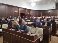 Состоялось очередное 50-е пленарное заседание Народного собрания (Парламента)КЧР