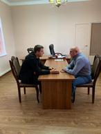 Министр имущественных и земельных отношений КЧР встретился с директором АО «Племконзавод Карачаевский».